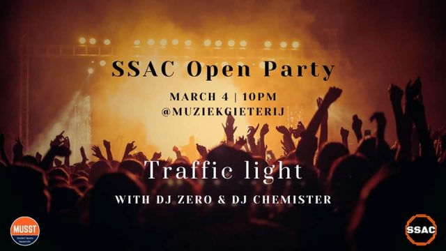 March 4: SSAC Open Party