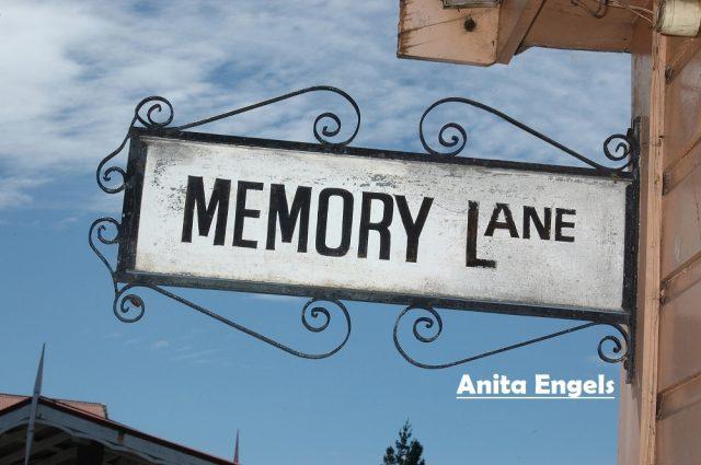 Way down memory lane: Anita