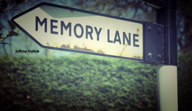 Way down memory lane: Jeffrey
