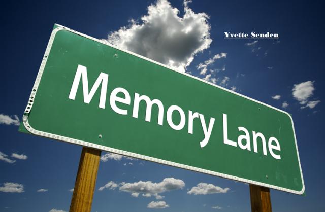 Way down memory lane: Yvette