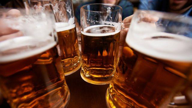 End of season drinks