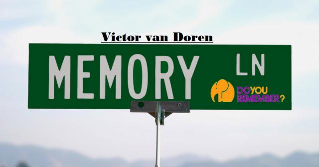 Way Down Memory Lane: Victor