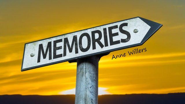 Way down memory lane: Anne